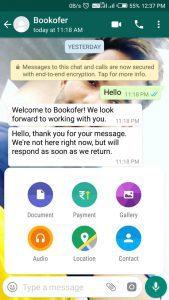 whatsapp messenger upi apk