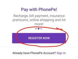 phonepe referral code
