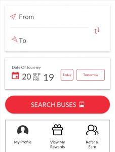 Patnam bus referral code - 8VK8FH52GT. Get 100 2