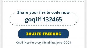 goqii referral code (goqii1132465) get 500 discount on health products 1