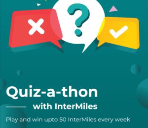 Intermiles quiz a thon answers today