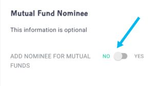 Mutual Fund Nominee