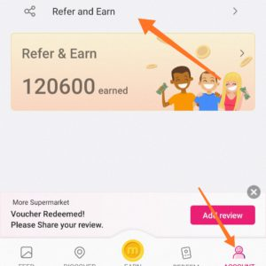 Magicpin refer and earn