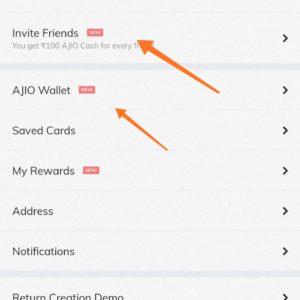 Ajio-invite-and-earn 3