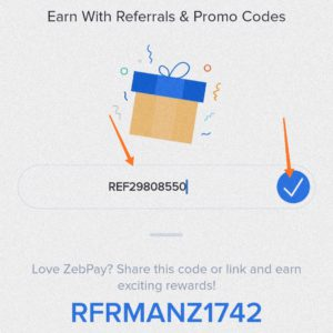 Apply-zebpay-referral-code 3