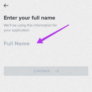 Enter-full-name-in-upgrad 3