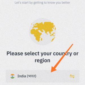 Select your country or region