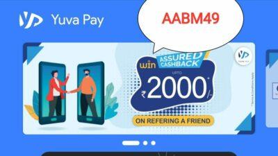 Yuva pay referral code