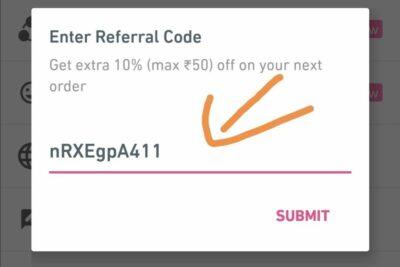 Meesho-referral-code 3