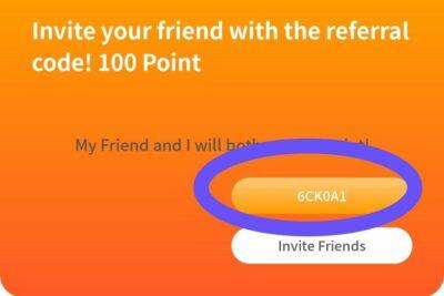 Handpick referral code