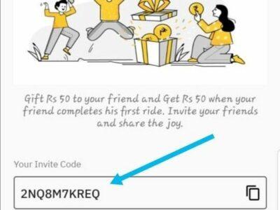 Vogo referral code
